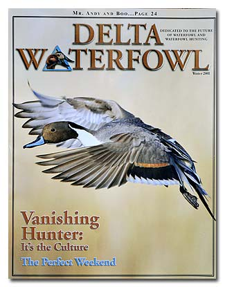 Delta Waterfowl Comments on Computer Models