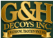 New DHC Sponsor – G&H Decoys