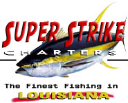 New DHC Sponsor – Super Strike Charters
