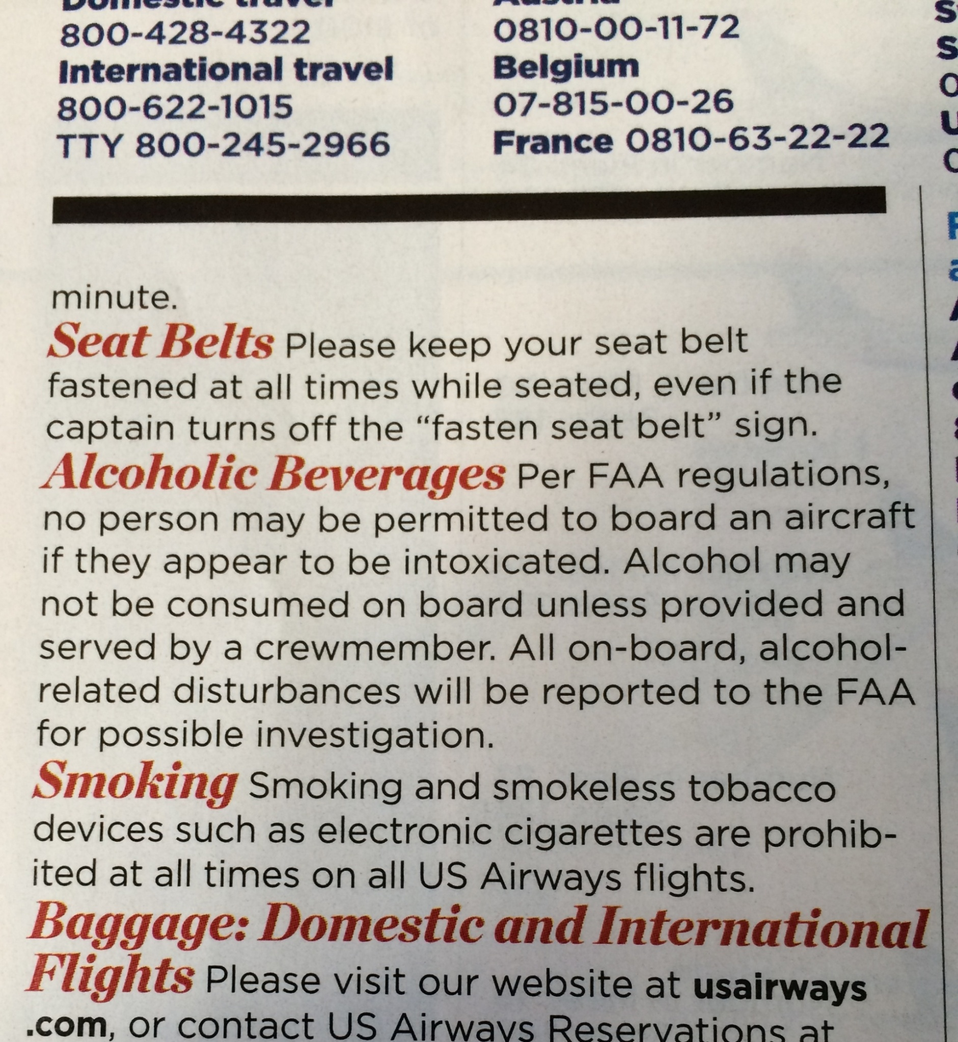 US Air Passenger Info #2.JPG