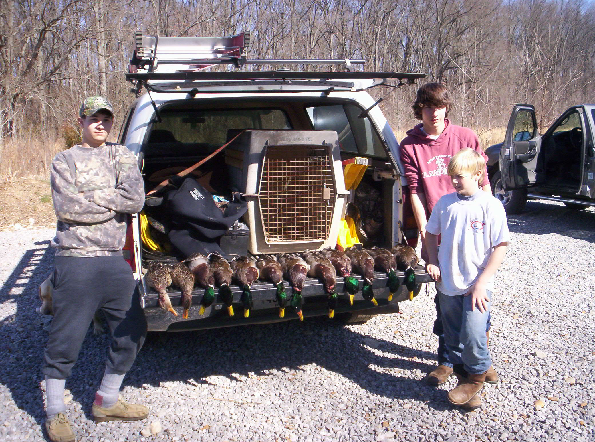 Youth hunt 2009.JPG